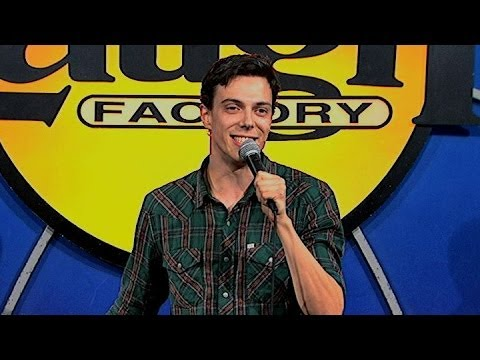 Hampton Yount - Conspiracy Theories (Stand Up Comedy)