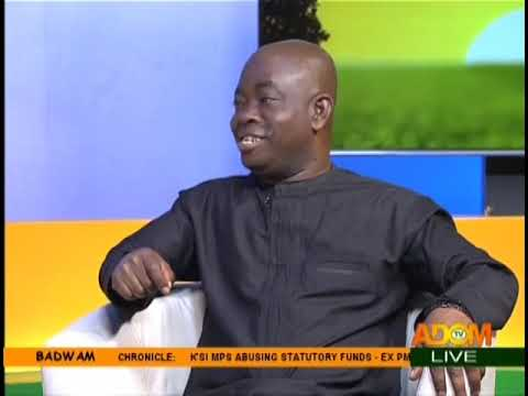 Badwam Mpensenpensenmu With Kennedy Agyapong And Sampson Ahi on Adom TV (23-10-18)