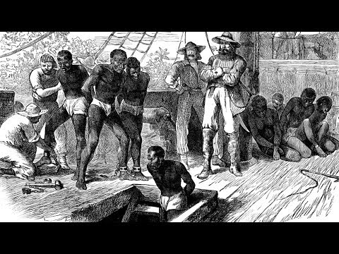 25 SHOCKING Facts About Slave Trade