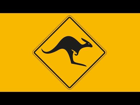 Australian English   Canguro English