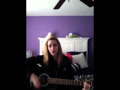 One Less Lonely Girl- Acoustic Cover by Kyla Downey