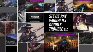 """Learn to play 5 legendary blues rock hits from Stevie Ray Vaughan & Double Trouble! """"Pride And Joy,"""" """"Scuttle Buttin',"""" """"Cold Shot,"""" """"Couldn't Stand The ..."""