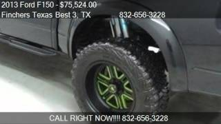 2013 Ford F150 SVT Raptor 4x4 Truck for sale in houston, TX