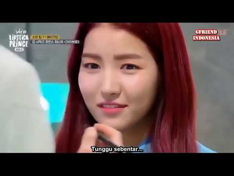 [INDO SUB] 170413 GFRIEND Sowon & NCT Johnny CUT @ Lipstick Prince Season 2 EP 3