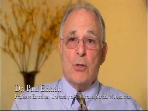 Dr. Paul Ekman on Expression and Gesture and Their Role in Emotion and Deception - Part 1