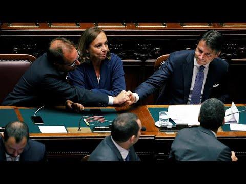 Νέα ψηφοφορία στην ιταλική γερουσία για την κυβέρνηση Κόντε…