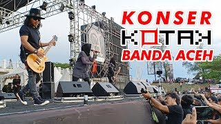 Kotak - Masih Ada (Chua Berhijab, Konser Kotak Banda Aceh 2018)