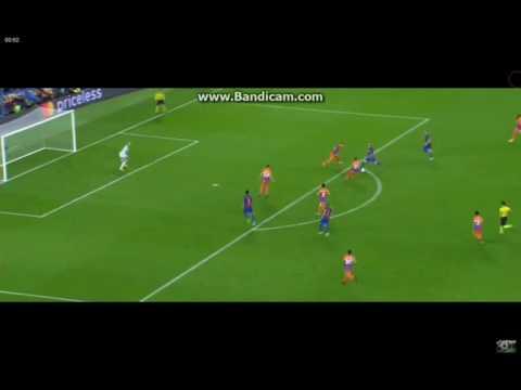 Goal Messi !!!!! - Barcelona 2- 0 Man.City(19/10/16) / Champions league