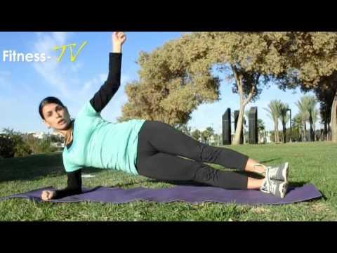 ישבן - שני שרגאי מאמנת כושר אישית/קבוצתית http://www.fitness-tv.co.il/ סרטון רביעי בסדרת סרטוני הכושר של מדריכת קובצת הריצה, שני שרגאי. בסרטון אימון כושר זה...