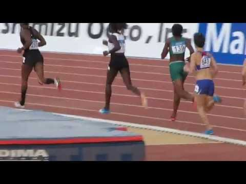 Elizabeth Dadzie lowers 100m hurdles PB to 13.67