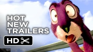 Best New Movie Trailers - October 2013 MASHUP HD