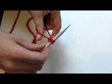 Stricken lernen: Maschen aufnehmen – Anleitung für Anfänger