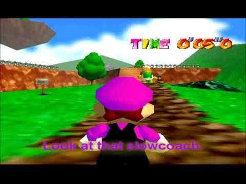 Super Mario 64 Bloopers Part 1