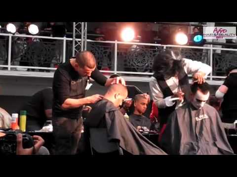 Afro Hair & Beauty Live 2012 - Show highlights