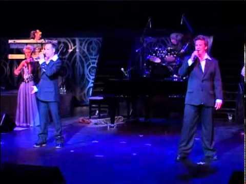 Joseph Clark and Jannie Moolman sing Vivere