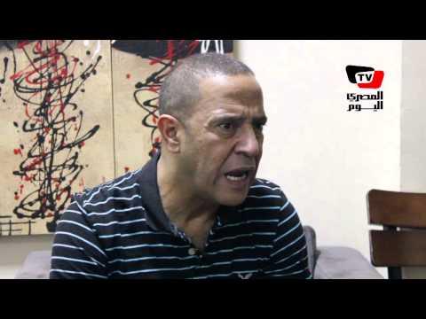 أشرف عبد الباقي تياترو مصر ليس له هدف