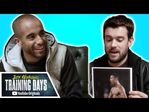 MOURA OR LESS with Tottenham Legend Lucas Moura! | Jack Whitehall: Training Days (видео)