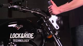 5. 2014 Victory Judge Lock & Ride Accessories - Victory Motorcycles