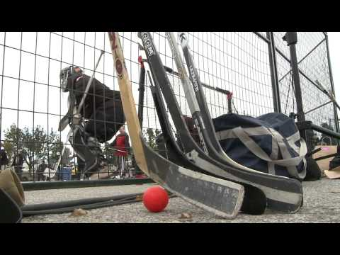 Road Hockey to Conquer Cancer 2011