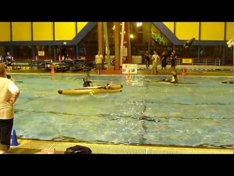 Canoe Polo charge gone wrong