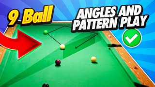 9 Ball Angles And Pattern Play