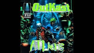 OutKast   ATLiens - 05 - Jazzy Belle [Instrumental]
