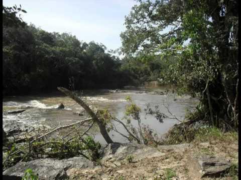 Cachoeira do Saltinho - AJETUR - Água Limpa