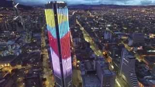 Bogota Colombia  city pictures gallery : Bogotá, Colombia - Espectacular! - DJI Phantom 3