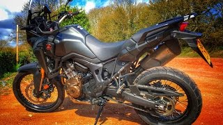 3. 2017 Honda Africa Twin (DCT) Review
