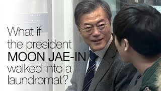 Video What if the president of South Korea came and folded your laundry with you? ENG SUB • dingo kdrama MP3, 3GP, MP4, WEBM, AVI, FLV Agustus 2018