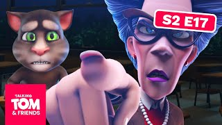 Video Talking Tom and Friends -  Back to School | Season 2 Episode 17 MP3, 3GP, MP4, WEBM, AVI, FLV Oktober 2018