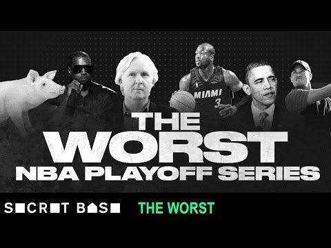 Video: The Worst NBA Playoff Series: 2009 Hawks-Heat