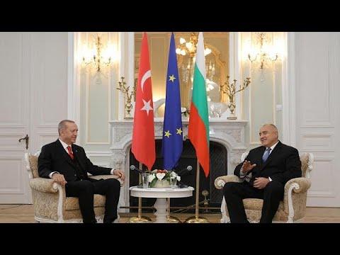 Βάρνα: Ξεκίνησε η Ευρωτουρκική Σύνοδος
