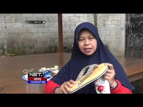 Full Video: Kreasi Unik Sandal Jepit Cantik dari Kain ...