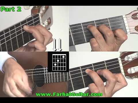 Can`t buy me love - The Beatles Guitar Lesson 6 Full Song  www.FarhatGuitar.com