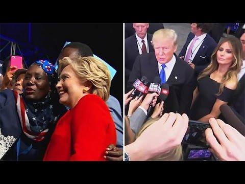 ΗΠΑ: Κλίντον-Τραμπ αποτιμούν την τηλεμαχία