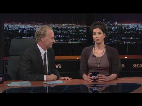 Bill Maher: Gary Johnson Is No Bernie, Bro