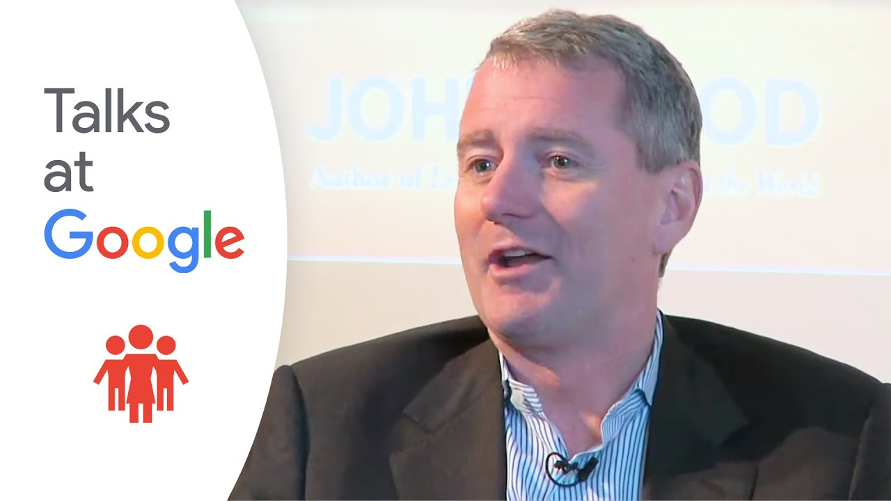 "John Wood: ""Creating Room to Read"" 
