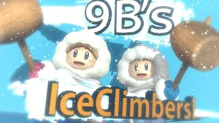 9B's Incredible Ice Climbers Montage