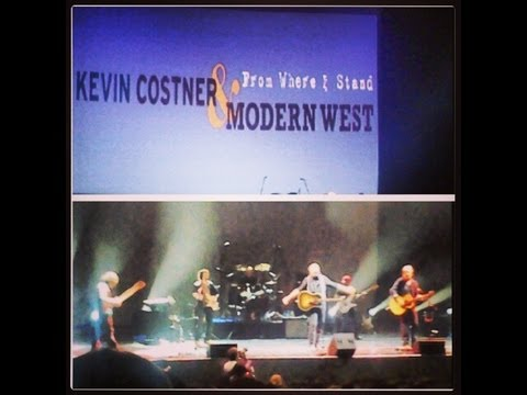 costner - TOUR DATE April 2013 - Moskow & St.Pertersburg / Russia Kevin Costner & Modern West official http://kevincostnermodernwest.com Like KCMW on Facebook https://...