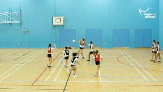 Teaching KS3 Netball - 9. Throw Ins