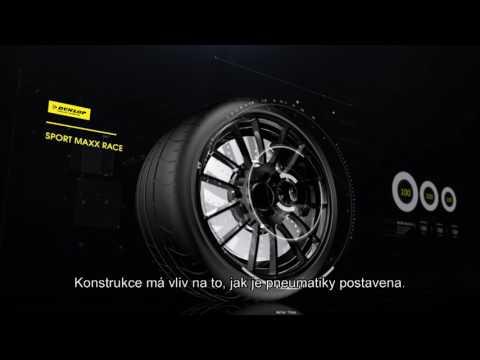 Dunlop UHP - vysokovýkonné pneumatiky