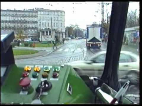 Tramwajem po Wrocławiu 2003 - R - cz. I (ZAJ. OŁBIN - KROMERA)
