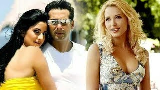 There were rumours that Iulia Vantur is not happy with Salman's closeness to his ex-girlfriend Katrina Kaif.Salman had also hosted a party for Katrina on her birthday in New York after the IIFA awards. And Iulia who was said to have differences with Kat, was also present at this birthday bash. According to the report in a leading news paper, when Katrina walked in, Iulia went up to her and hugged her while exchanging pleasantries. Take a look! Watch latest Bollywood gossip videos, latest Bollywood news and behind the scene Bollywood Masala. For interesting Latest Bollywood News subscribe to Biscoot TV now : http://www.youtube.com/BiscootTVLike us on Facebookhttps://www.facebook.com/BiscootLiveFollow us on Twitterhttp://www.twitter.com/BiscootLiveFor Latest Bollywood News Subscribe us on Youtube http://www.youtube.com/c/BiscootTVCircle us on G+ https://plus.google.com/+BiscootLiveFind us on Pinteresthttp://pinterest.com/BiscootLive