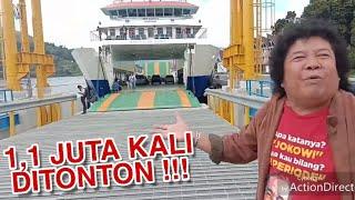 Video Gara Gara JOKOWI - Ada Begini di Danau Toba - Bah Bah Bah... MP3, 3GP, MP4, WEBM, AVI, FLV Mei 2019