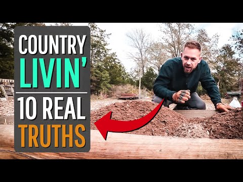 The Real Truth about Living in the Country {10 Things You NEED TO KNOW}