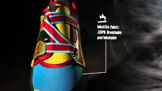 Первые скальные туфли, которые можно стирать. Идеально подойдут для новичков La Sportiva OxyGym