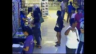 Part 2 Dumb Robbers Caught Stealing On A CCTV Store. Robbers Faces And Activities Caught In CCTV.
