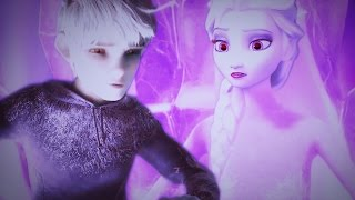 You can't hide from us - Evil!Elsa x Evil!Jack