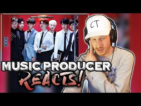 Music Producer Reacts to BTS - DOPE!!! (쩔어)